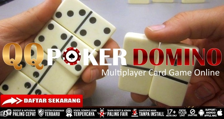 Agen Domino QQ Poker Online Indonesia