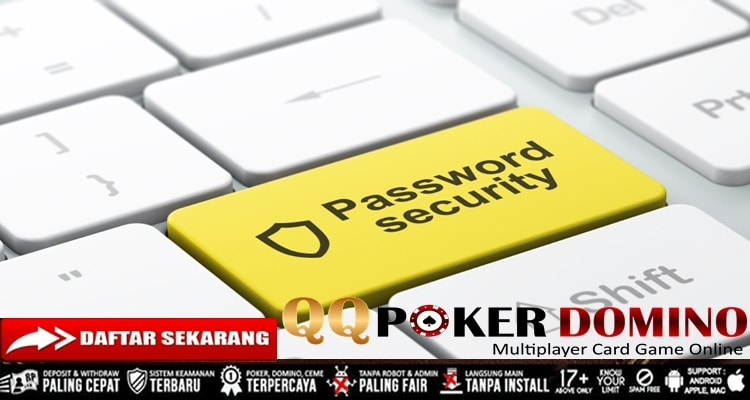 Tips Mengamankan Password Akun Judi Online