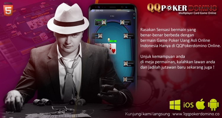 Disini Main Poker Modal Plus Bonus