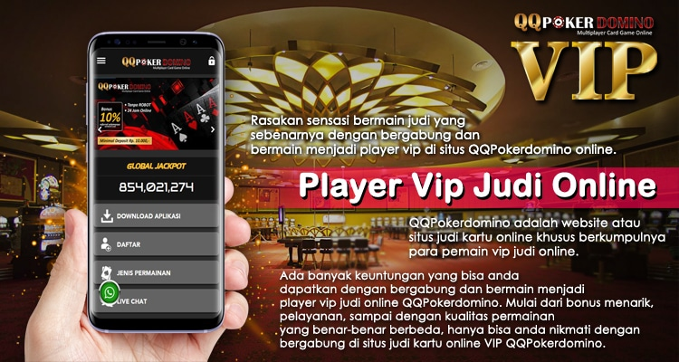 Player Vip Judi Online