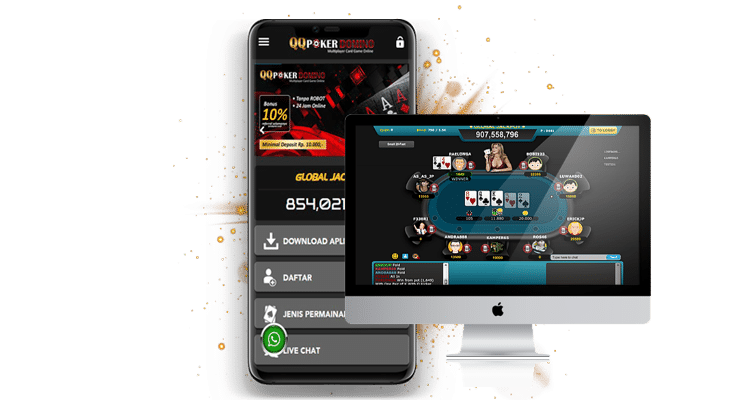 Game Judi Poker Via Komputer dan Smartphone