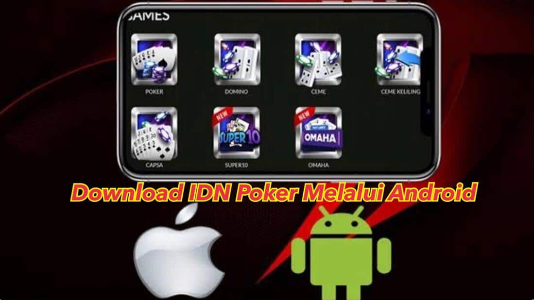 Download IDN Poker Melalui Android